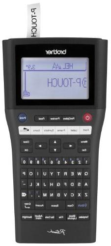 Brother P-touch, PTH500LI, PC-Connectable Label Maker, Recha