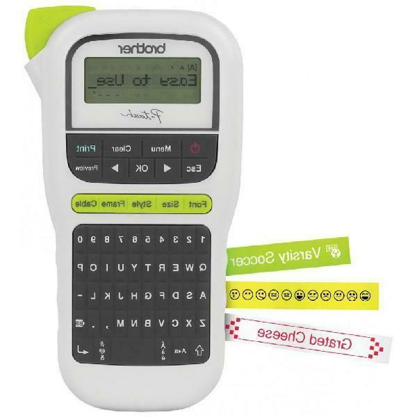 PTH110 Easy Maker Keyboard One Touch
