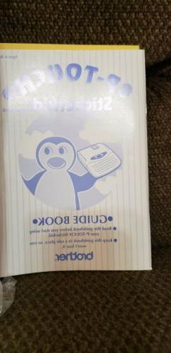 Rare Brother P-Touch StickerKid Maker new in opened