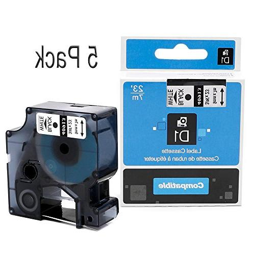 replacement d1 label tape compatible