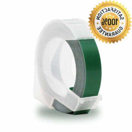 5PK Dymo Tape for
