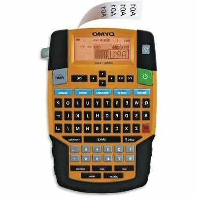 rhino 4200 label maker for security