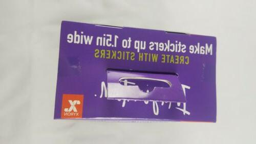 """Xyron Sticker """"X"""" inch 20 of Adhesive Pre-Loaded"""