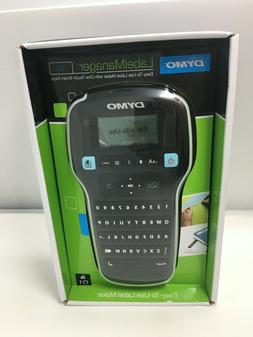 DYMO LABEL MAKER MANAGER 160 LABELER MACHINE PRINTER HAND HE