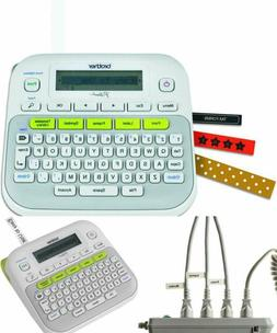 Label Maker One Touch Keys Multiple Font Styles 27 User Frie