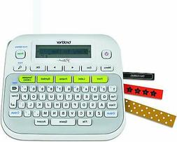 Label Maker One-Touch Keys Multiple Font Styles 27 User-Frie