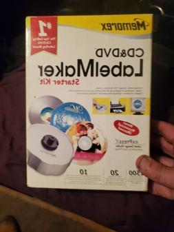 Memorex Label Maker Starter Kit
