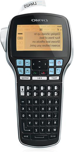 Dymo Label Maker With Adapter | Labelmanager 420P High-Perfo