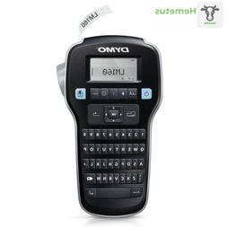 DYMO Label Maker | LabelManager 160 Portable Labeler, Silver