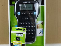 DYMO LabelManager 160 Handheld Label Maker with 1 extra roll