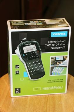 DYMO LabelManager 280 Label Maker Rechargeable with PC or Ma