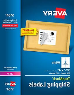 Avery Shipping Address Labels, Laser Printers, 690 Labels, 3