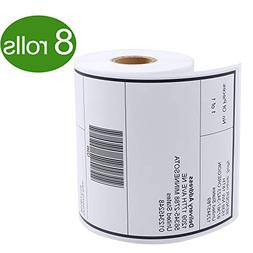"""4"""" x 6"""" Shipping Labels Compatible DYMO 1744907 Extra-Large"""
