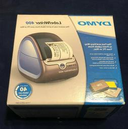 Dymo LabelWriter 400, NEW, Open Box, Complete, Label Printer