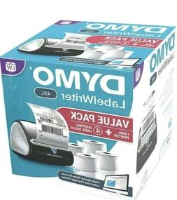 Dymo LabelWriter 4XL Label Thermal Printer Value Pack 4 Labe