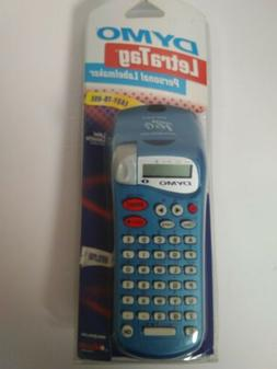Dymo Letra Tag Label Maker NEW factory sealed w/ cassette N1