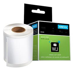 DYMO LW Video Top Labels for LabelWriter Label Printers, Whi