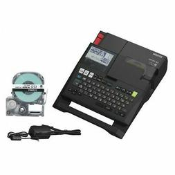 "EPSON LW-PX750 Portable Label Printer,Max. Tape 1"" W"