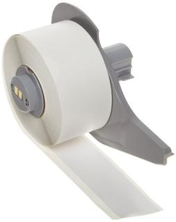Brady High Adhesion Vinyl Label Tape  - White Vinyl Film - C