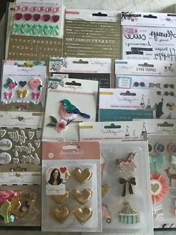 **New Added! MAGGIE HOLMES Embellishments~MANY Varieties~Ado