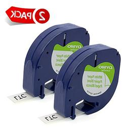 MARKLIFE Label Tape Cassettes Labeling Tape Refills Self-Adh