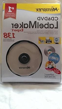 Memorex Cd/dvd Label Maker Expert by Memorex