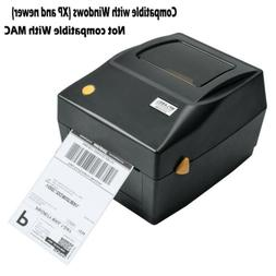 MFLABEL 4x6 Direct Thermal Printer Shipping Label Maker USB