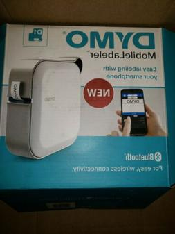 DYMO MobileLabeler Mobile Label Maker Bluetooth Rechargeable