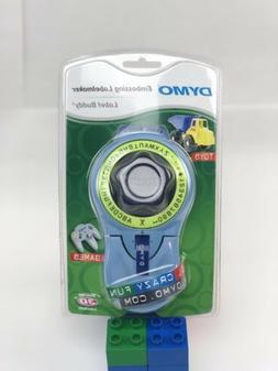 NEW Dymo Label Buddy Embossing Label Maker with 3D Label Rol