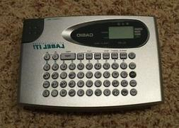 NEW Casio Label Maker Printer EZ KL60 Battery-Operated Adhes