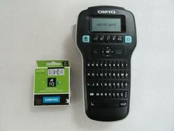 New DYMO LabelManager 160 Portable Label Maker w/ 1x D1