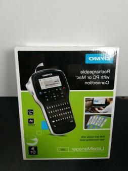 New DYMO LabelManager 280 Rechargeable Hand-Held Label Maker