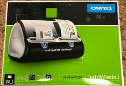 New DYMO LabelWriter 450 TWIN TURBO Dual Roll Label and Post