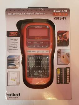 NEW Brother P-touch EDGE PT-E105 Electrical Cable and Wiring