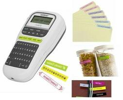 NEW Portable Label Maker, Lightweight, P-touch, Brother, Hom