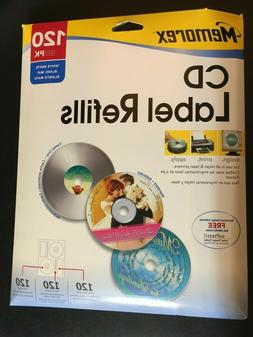 Memorex and other Miscellaneous CD Labels and Applicator