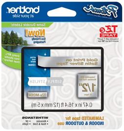 Brother P-Touch TZ Standard Adhesive Laminated Labeling Tape