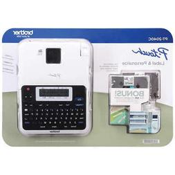 Brother P-Touch 2040C Label Maker LCD Display Easy-Type QWER