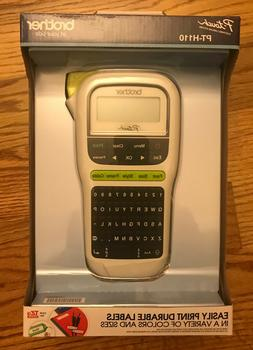 Brother P-Touch Easy Portable PT-H110 Label Maker New in Ret