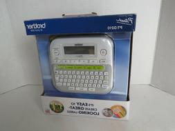BROTHER P-TOUCH LABELING SYSTEM LABELER PRINTER  *New in Ret