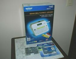 Brother P-Touch PT-D400 Compact Electronic Label Maker Print