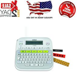 Brother P-touch PTD210 Easy-to-Use Label Maker One-Touch Key