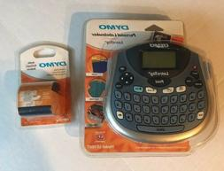 DYMO Personal Label Maker Printer LetraTag LT-100T With Refi