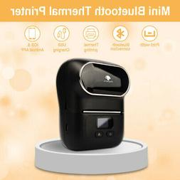 Portable Bluetooth Thermal Phomemo Label Printer M110 for An