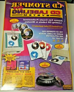 pro labeling system cd dvd creative maker
