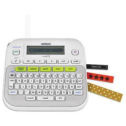 Brother P-touch, PTD210, Easy-to-Use Label Maker, One-Touch
