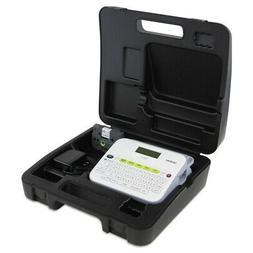 Brother P-touch, PTD400VP, Versatile Label Maker with Carry