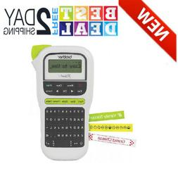 PTH110 Easy Portable Label Maker Lightweight Keyboard One To