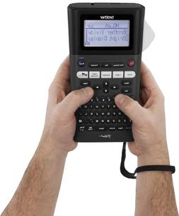 Brother P-touch, PTH300LI, Rechargeable Portable Label Maker