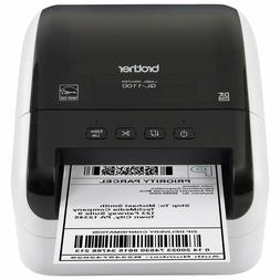 Brother Ql-1100 Wide Format, Postage And Barcode Professiona